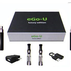 eGgo-U e-Cigarette Double