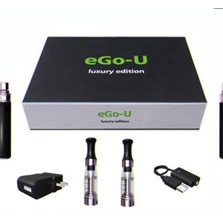 EGo-U Doppelte elektronische Zigarette Tianrei - 1