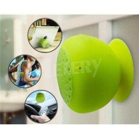 Alto-falante Bluetooth com cogumelo Design Mini Melery - 1