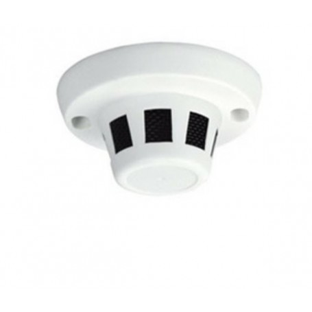 HD-IP IR Camera Fake Smoke Detector HD Resolution 1280x720p