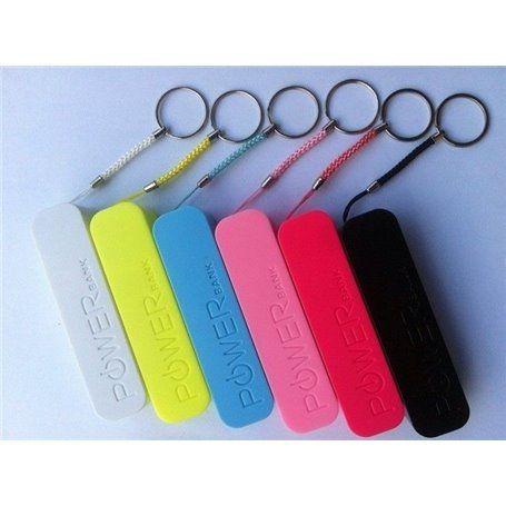 Tragbare externe Batterie 2600 mAh Design Lippenstift Sinobangoo - 5