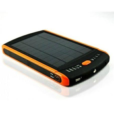 Bateria externa portátil de 23000 mAh com carregador solar Doca - 1
