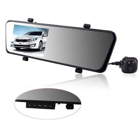Câmera e gravador de vídeo para automóvel HD 1280x720p ZS-6000A Zhisheng Electronics - 1