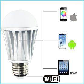 Wifi RGBW LED Bulb