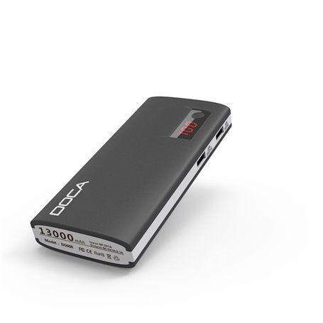 Bateria externa portátil 13000 mAh Doca - 7