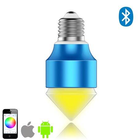 Lâmpada LED RGBW com controle Bluetooth NF-BTBB-RGBW Newfly - 5