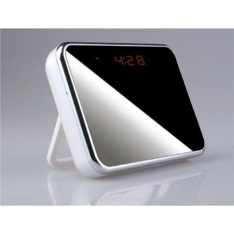 Despertador com câmera espiã HD 1280x720p Zhisheng Electronics - 2