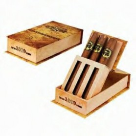 1800 Puffs Disposable e-Cigar 3-pack Cuban Flavor