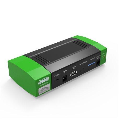 Batería externa portátil de 15000 mAh y arrancador de automóvil Doca - 1