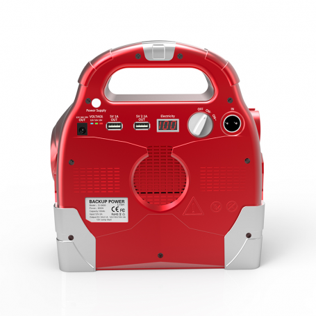 95000 mAh Tragbare externe Batterie und Autostarter Doca - 1