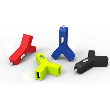 Dubbele USB-oplader sigarettenaansteker Sunda Electronics - 5