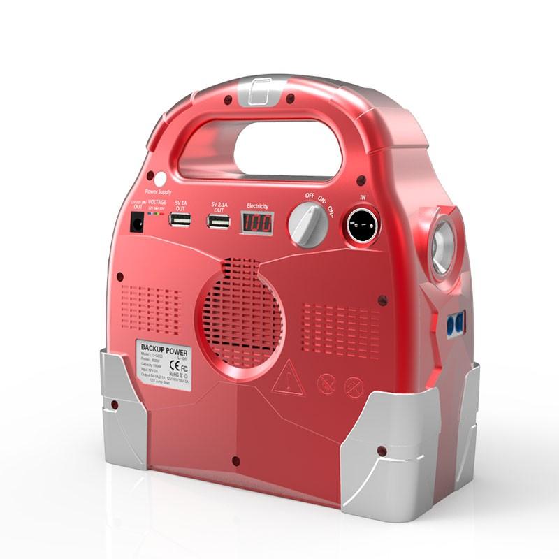 batterie externe portable 95000 mah et d marreur automobile. Black Bedroom Furniture Sets. Home Design Ideas