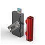 Bateria externa portátil 2600 mAh e chave USB OTG Sinobangoo - 2