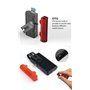 Batteria esterna portatile 2600 mAh e chiave USB OTG Sinobangoo - 4