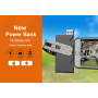 Bateria externa portátil 2600 mAh e chave USB OTG Sinobangoo - 5