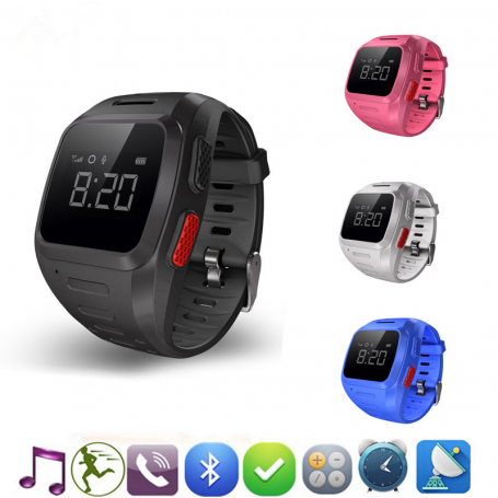 GPS Armbanduhr für Erwachsene SH991 Cessbo - 1