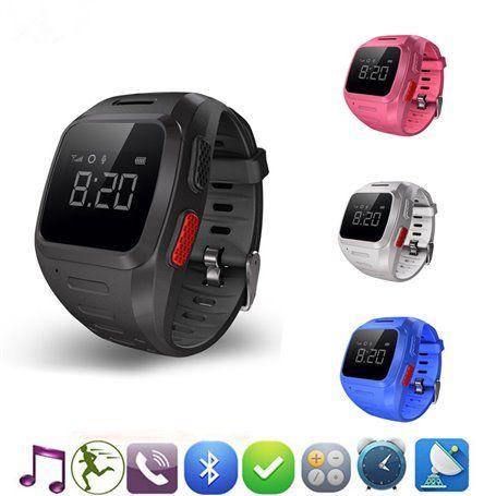 Reloj con pulsera GPS para adultos SH991 Cessbo - 1