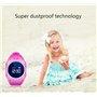 Relógio de pulseira GPS para crianças Q52 Cessbo - 2