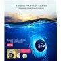 Relógio de pulseira GPS para crianças Q52 Cessbo - 3