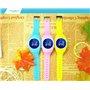 Relógio de pulseira GPS para crianças Q52 Cessbo - 5