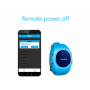 Relógio de pulseira GPS para crianças Q52 Cessbo - 11