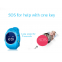 Anti Lost Waterproof GPS Tracker Watch