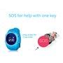 Relógio de pulseira GPS para crianças Q52 Cessbo - 16