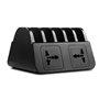Estación de carga inteligente 10 puertos USB 120 vatios CS52-HUB Lvsun - 4