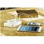 Estación de carga inteligente 10 puertos USB 60 vatios LS-10UQ Lvsun - 2