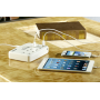 Slim laadstation 10 USB-poorten 60 watt LS-10UQ Lvsun - 2