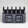 Smart 5-Port USB Charging & Docking Station & USB HUB