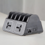 Station de Recharge Intelligente 10 Ports USB 120 Watts CS52-HUB Lvsun - 7