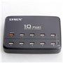 Station de Recharge Intelligente 10 Ports USB 60 Watts Lvsun - 3
