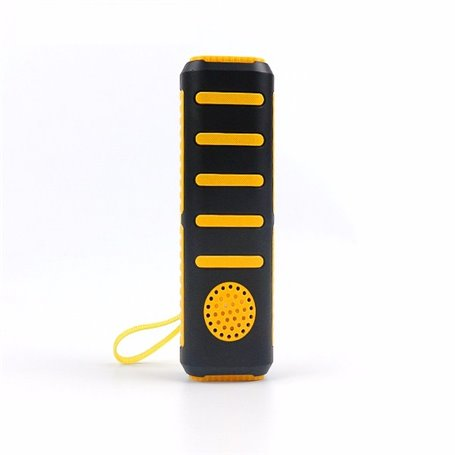 7800 mAh Bluetooth Speaker Powerbank with LED Flashlight KBPB-B005 Sinobangoo - 1