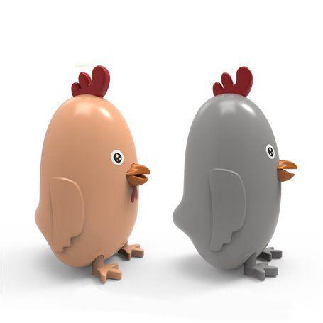 Draagbare externe batterij 4000 mAh Design Chick Domars - 1