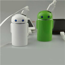 Android Shape Power Bank 5000 mAh