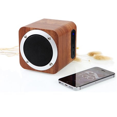 Mini Haut-Parleur Bluetooth Vintage