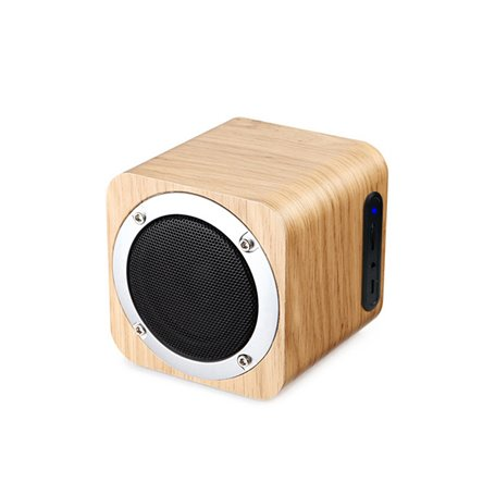 Mini Haut-Parleur Bluetooth Design Vintage Favorever - 2