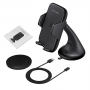 Car Wireless Phone Charger Qi Wireless Charger for Smartphones