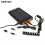 11000 mAh Solar Charger Power Bank