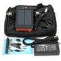 Bateria externa portátil de 11200 mAh com carregador solar Sinobangoo - 3