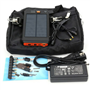 Batería externa portátil de 11200 mAh con cargador solar Sinobangoo - 3