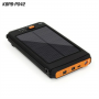 Batterie Externe Portable 11200 mAh avec Chargeur Solaire Sinobangoo - 9