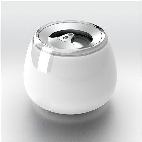 Round Apple Shaped Bluetooth Speaker