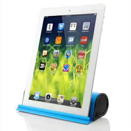 Mini alto-falante Bluetooth profissional e suporte para tablet Favorever - 1