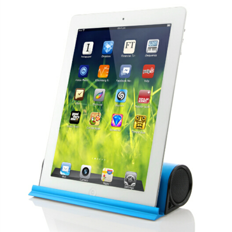 Mini Haut-parleur Bluetooth Professionnel et Support de Tablette
