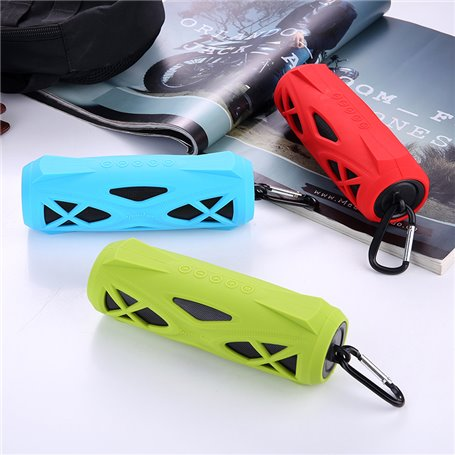 Mini altavoz Bluetooth impermeable para deportes y exteriores C17 Favorever - 1
