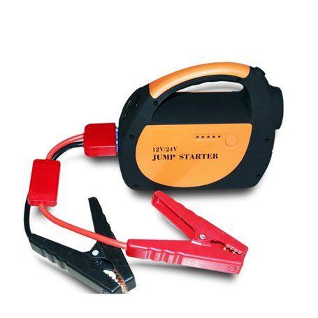 Batterie Externe Portable 30000 mAh et Démarreur Automobile et Lampe Torche LED Doca - 1