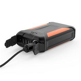 Batterie Externe Portable 38000 mAh avec Lampe Torche
