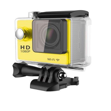 Câmera esportiva impermeável 4K Ultra HD Zhisheng Electronics - 1